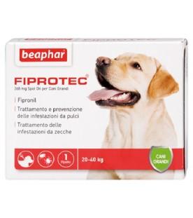 Beaphar Fiprotec Spot On Cane Grande 3 Pipette SEC00815