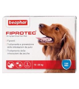 Beaphar Fiprotec Spot On Cane Medio 3 Pipette SEC00814