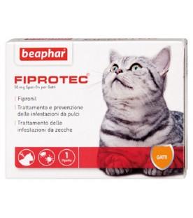 Beaphar Fiprotec Spot On Gatto 3 Pipette SEC00636