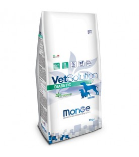 Monge VetSolution Dog Diabetic 2 kg SEC00834