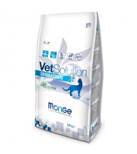 Monge VetSolution Cat Dermatosis 400 g SEC00840