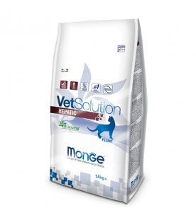 Monge VetSolution Cat Hepatic 1,5 kg SEC00849