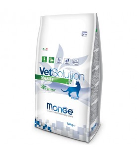 Monge VetSolution Cat Obesity 1,5 kg SEC00851