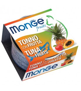 Monge Fruits Cat Tonno con Frutta 80 g. SEC00911