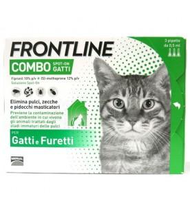 Frontline Combo Gatti SEC00912