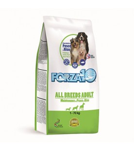 Forza10 Maintenance All Breeds Adult con Pesce e Riso 2 kg SEC00689