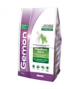Gemon Cane Medium Adult Agnello e Riso 15 kg SEC00978
