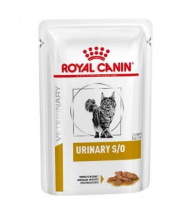 Royal Canin Veterinary Diet Cat Urinary S/O Buste 85 g. SEC00995