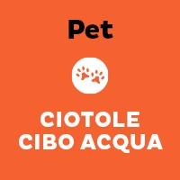 Ciotole Cibo-Acqua